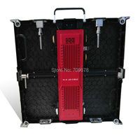 Indoor P4 81mm 500x500mm Rental Die Casting Aluminum SMD RGB LED Display Screen Cabinet P3 91