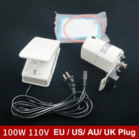 110V 1.0 Amps Universal Home Sewing Machine Motor 100W With Foot Pedal Controller Speed Pedal 7000rmp