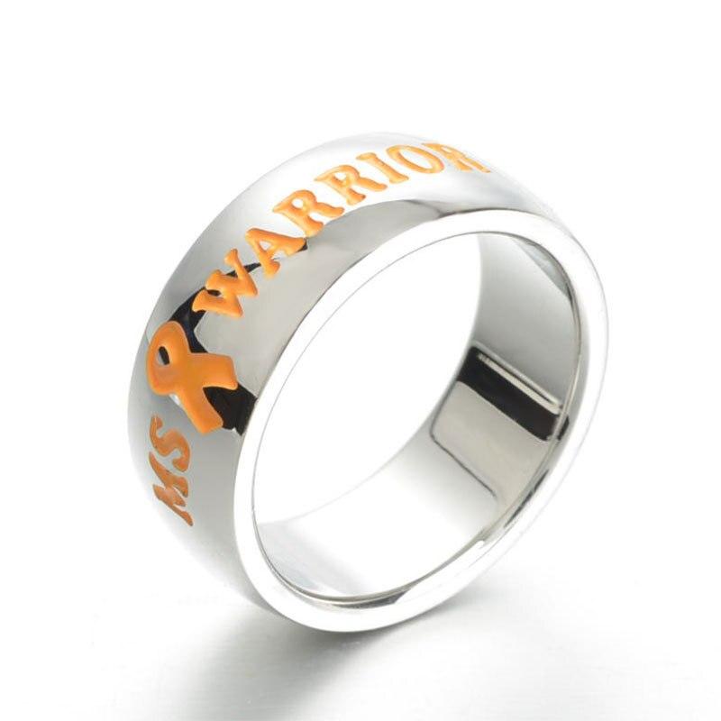 Титан Сталь палец Кольца для мужчин/женщин обручальное ювелирные изделия обещание Кольца доставка Orange изделие tready подарок кольцо ювелирны...
