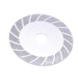 Image 3 - Wheel Grinding Disc Electroplated Diamond Saw Blade Cutting For Angle Grinder Rotary Tool
