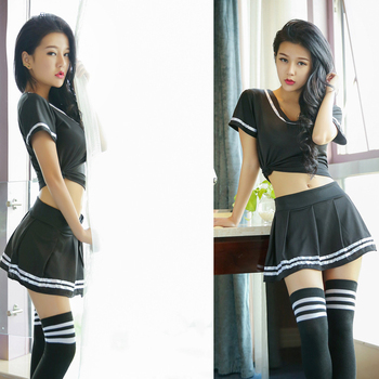 Classic School Girl Costume Dirndl Korean Japanese Disfraz Sexy Cosplay School Uniform