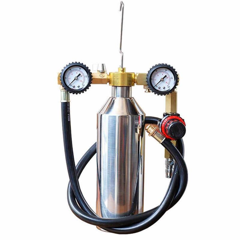 Para coches de gasolina, Universal automotriz, sistema de combustible sin desmontar, limpiador, inyector de gasolina automático en línea, herramienta de limpieza para productos de automóviles