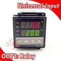 48*48 мм РКЦ Цифровой Регулятор Температуры Термостат K/J/E/S/R/PT100 вход, релейный Выход для Egg Инкубатор