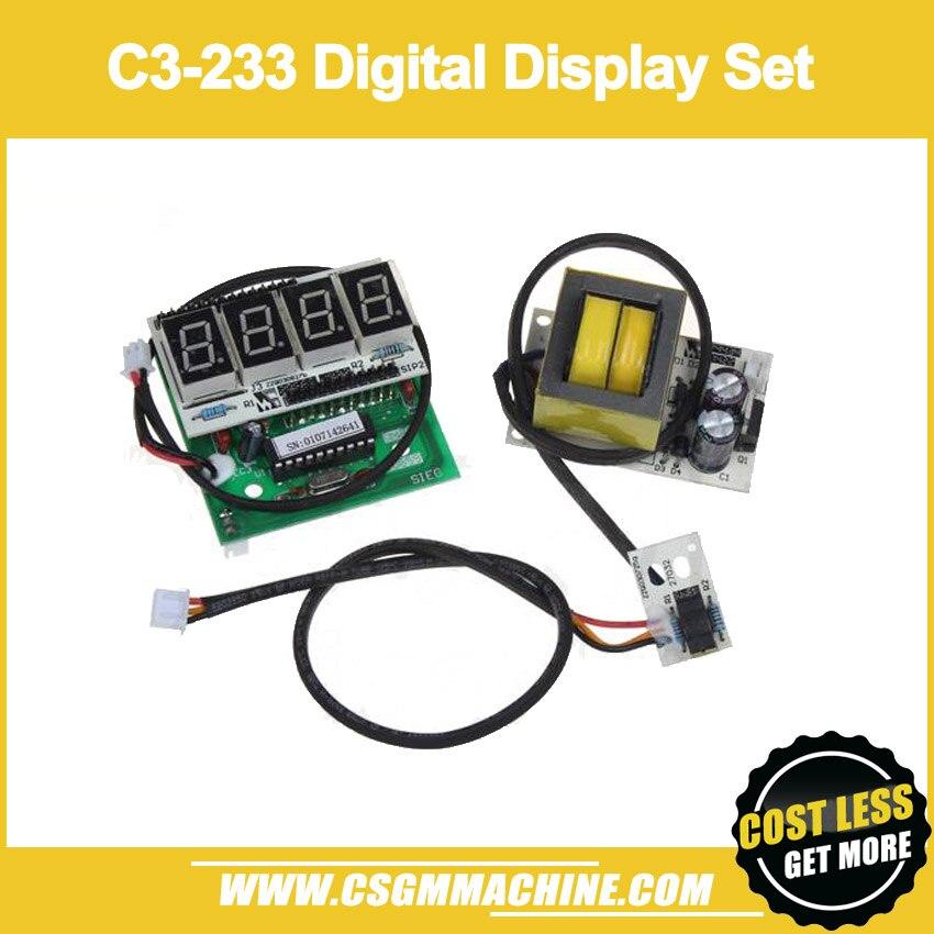 Free Shipping!/C3-233 Digital Display set/SIEG C3,SC3 Lathe Speed Display setFree Shipping!/C3-233 Digital Display set/SIEG C3,SC3 Lathe Speed Display set