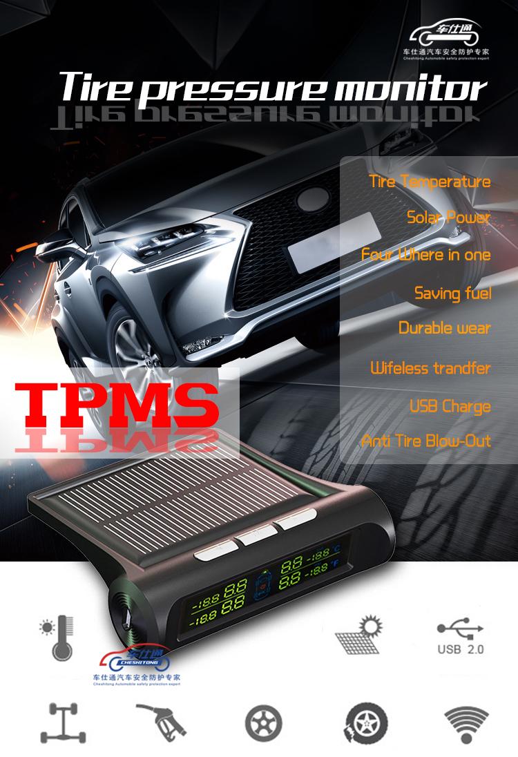 Com Sistema TPMS Mobile 3