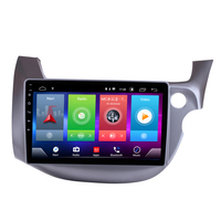 Car Android 8.1 Multimedia Player for Honda FIT JAZZ RHD 2008 13 GPS Navigation Device bluetooth steering wheel control support