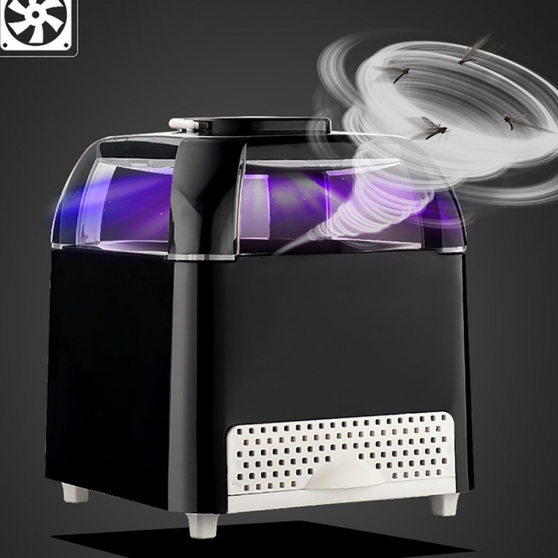Zomer Magic Cube Photocatalyst USB Mosquito Inhalator Muggen Lamp - Tuinbenodigdheden