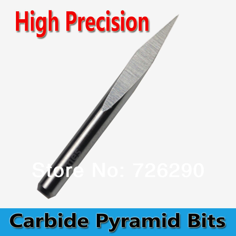 Free Shipping 10pcs 6mm Dia 30 Angle 0.1mm Tip 3 Edge Carbide Woodworking Tools Engraving Bits for CNC Router Machine 60 angle 4 0 4mm tip sharp three edge cnc router carving tool engraving bits 10pcs carbide cutting machine tools free ship