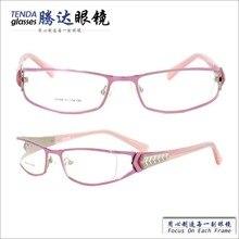 New Fashion Designer Eyeglass Frames Prescription Eyewear For Men