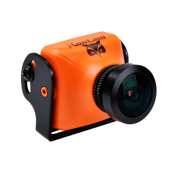 Mini FPV Camera RunCam Owl Plus 700TVL 0.0001LUX FOV150 Wide Angle F2.0 Lens 1/2 Sensor PAL/NTSC Night Version Aerial Photo Cam runcam owl plus 700tvl mini fpv camera ntsc