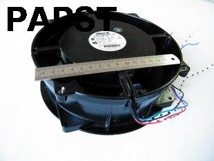Вентилятор для папста, 20 см, 8 дюймов, 200X200X70 мм, 24 В, 1,5 А, 36 Вт, W1G180 AA01 24, TYP 2224/21, кулер для процессора, радиатор, осевой вентилятор охлаждения