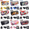 Fairy Tail Sword Art Online One Piece Dragon Ball Teddy Makeup Cosmetic Brush Travel Bag Case Pen Pencil Pouch Purse Anime