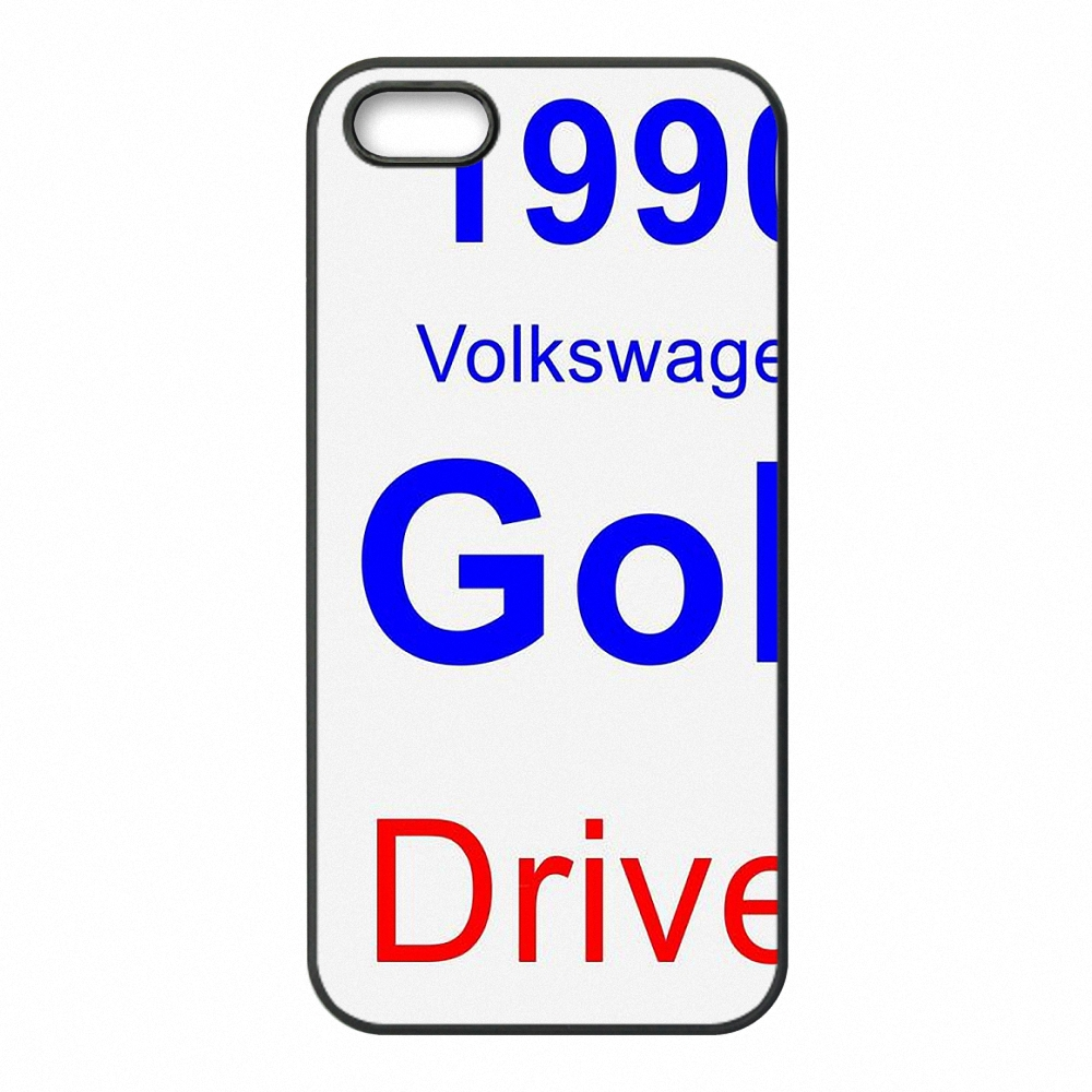 Cell Phone Vw Golf Silhouette Volkswagens For Apple Iphone 4 4s 5 5c