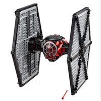 lepin star wars Tie Fighter lepin 05005 05030 05127 legoing starwars Tie Fighter legoing 75179 75150 75101 building block bricks