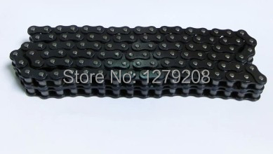 free shipping double 30mm 428 chain plate 102links DIY double electric tricycle chain