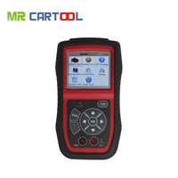 2015 Top Professional Free Shipping 100 Original Autel AutoLink AL439 OBDII CAN And Electrical Test Tool