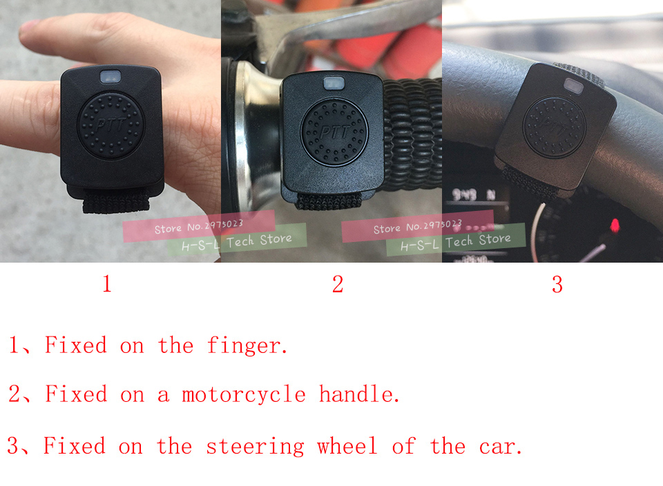 Walkie Talkie Hands-free Helmet Bluetooth Headset K /M Type Wireless Headphones For Motorcycle Helmet Locomotive helmet Earphone