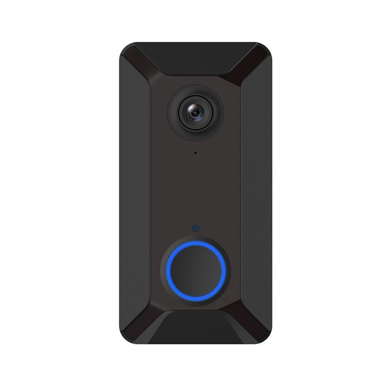 MOOL V6 720P Smart Doorbell Camera Wifi Video Intercom With Chime Ip Doorbell