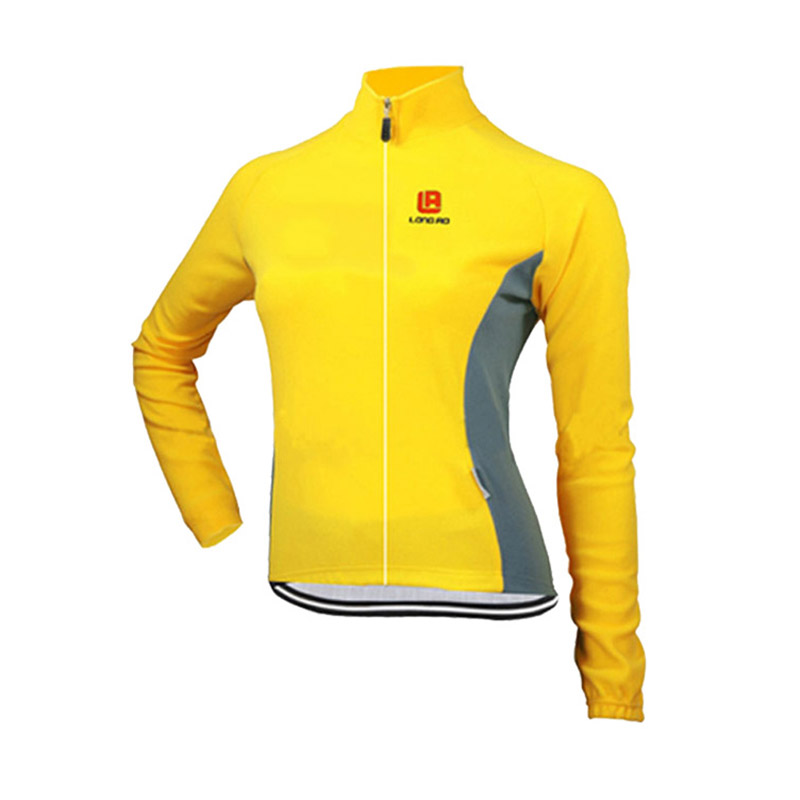 PRO Team Womes Cycling Clothes Jerseys Long Sleeve Cycling Jersey Team Cycling Bike Clothing Bicycle Shirts Clothing For Women