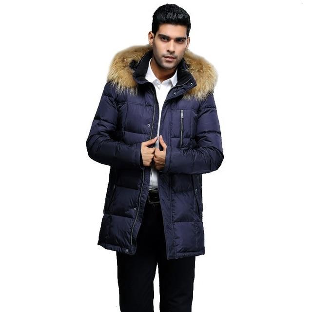 Winter Men Down Jacket...
