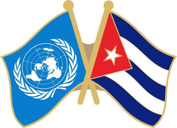 Apparel Sewing & Fabric United Nation Cuba Friendship Flag Badge Lapel Pin Pins
