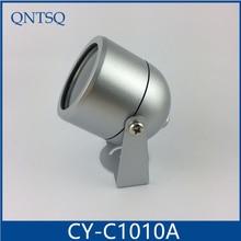 DIY CCTV камера водонепроницаемая камера металлическая крышка корпуса(маленькая). CY-C1010A, с отдельной гайкой и водонепроницаемым кольцом