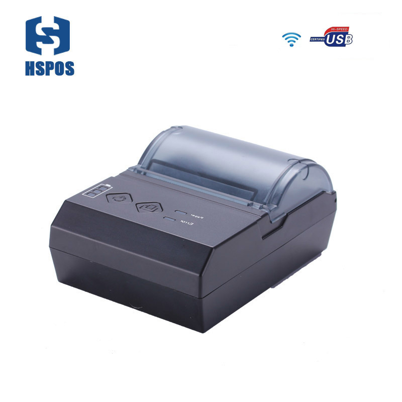 Thermal mobile pos printer wifi 58mm portable usb pocket printer E20UW mini receipt impresora handheld quality bill machine high quality portable mini bluetooth printer with 58mm pocket mobile phone pos thermal receipt printer for ios android windows