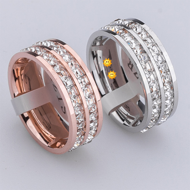 bands band wedding mens gold with rings diamonds engagement promise diamond rose