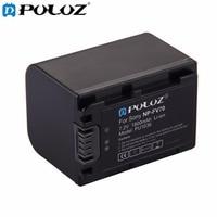 PULUZ NP-FV70 7.2V 1800mAh Camera  rechargeable Li-ion Battery for Sony NEX-VG30EM  NEX-VG30EH NEX-VG900E HDR-CX900E  HDR-CX450