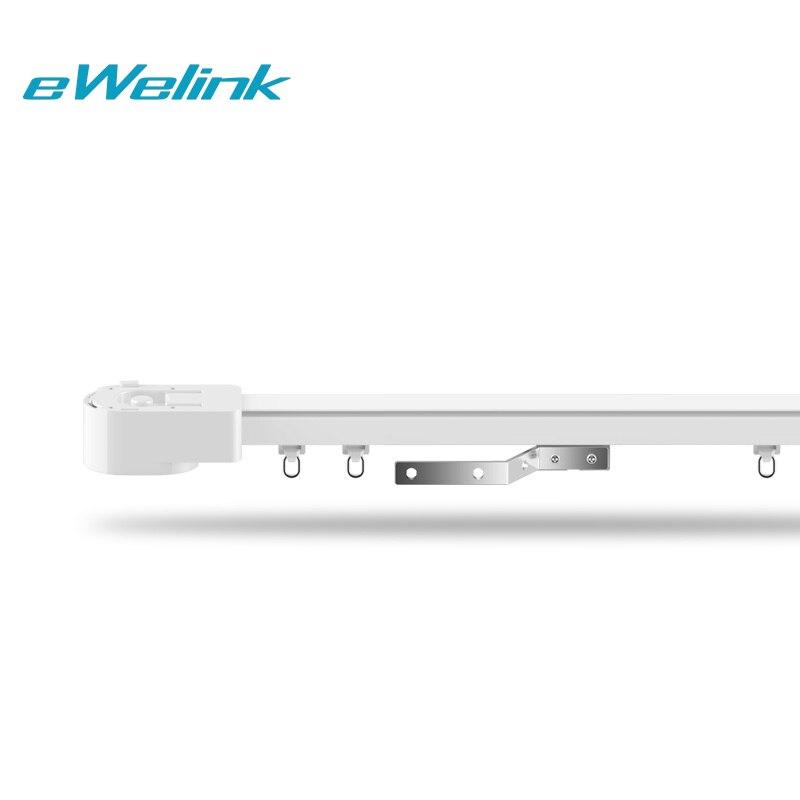 bilder für Ewelink Dooya Hohe Qualität Elektrische Vorhangschiene Fernbedienung Auto Motorisierte Aluminiumlegierung Vorhang Schienen-rod für Smart Home