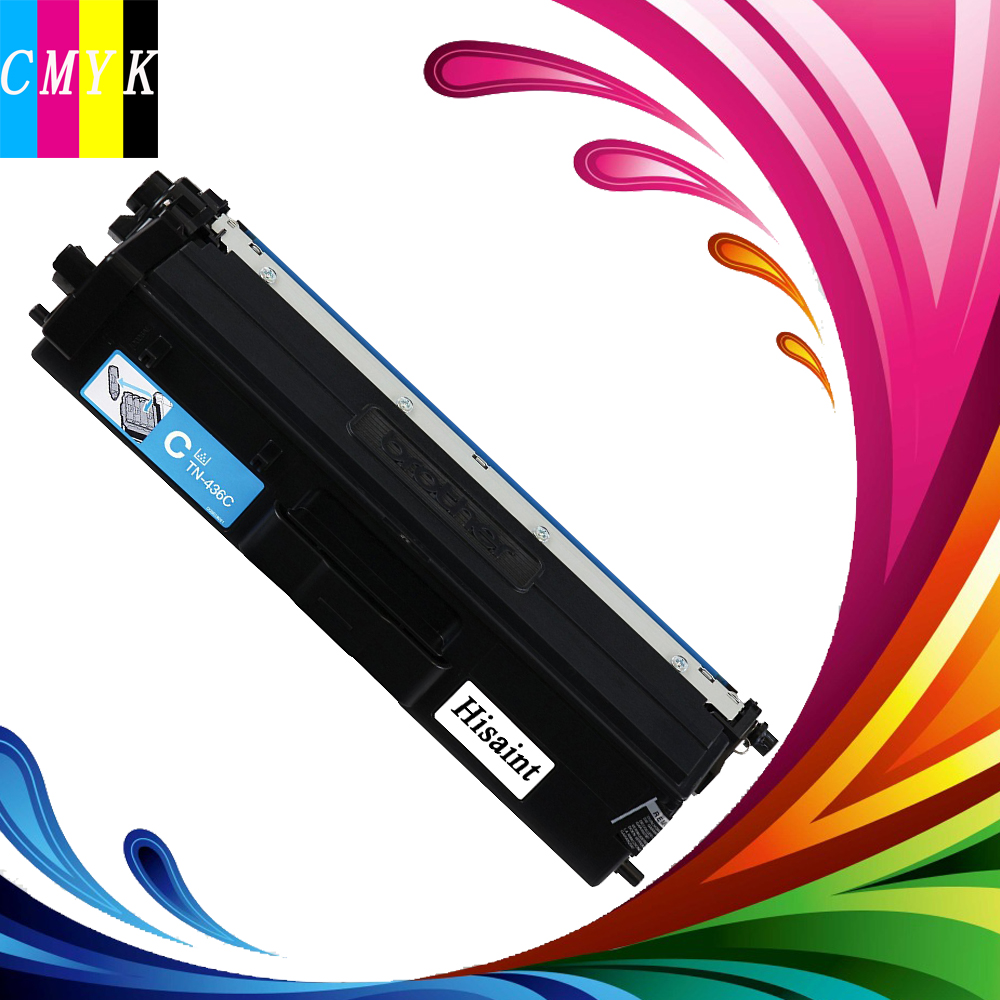 Hisaint Hot For Brother Printer TN436C Super High Yield Toner- Retail Packaging , Cyan Cheap printer Toner Cartridge. Original 8 500 page high yield toner cartridge for dell b2360 b2360d b2360dn b3460dn b3465dn b3465dnf laser printer compatible 2 pack page 1