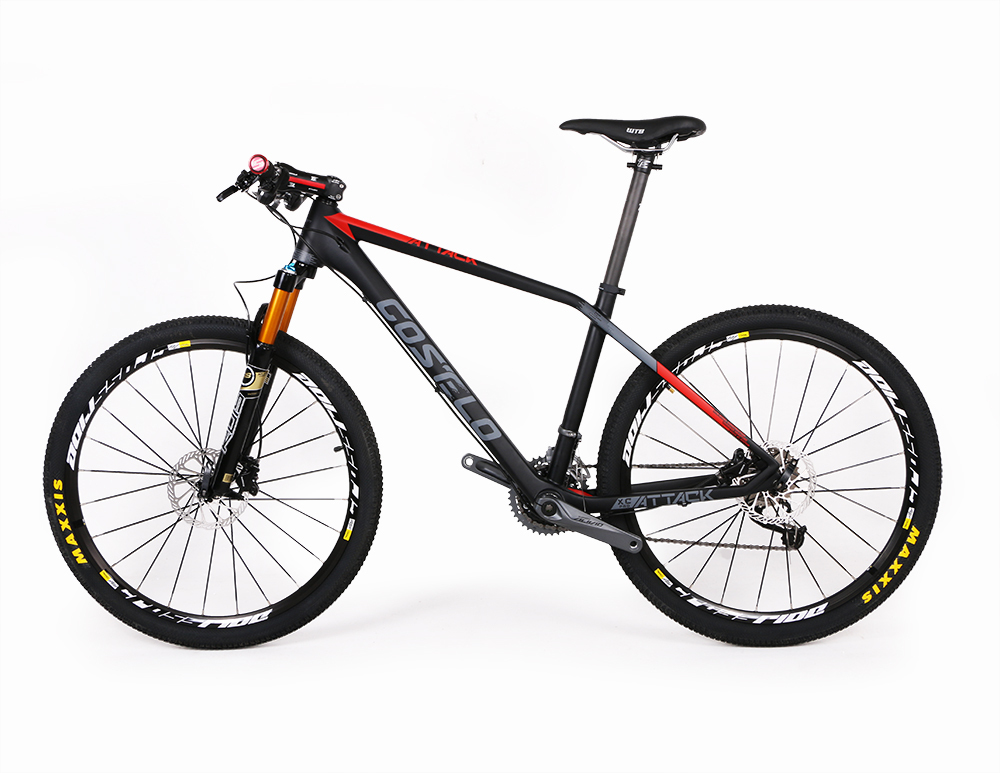 Costelo Attack XC Pro Mountain MTB Bicycle Carbon Frame Torayca UD ...