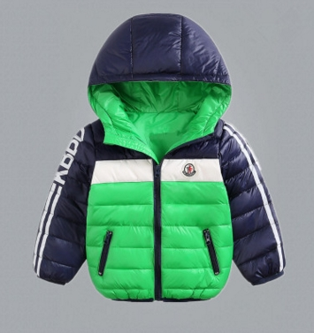 2016 autumn and winter new font b boys b font with hooded down jacket