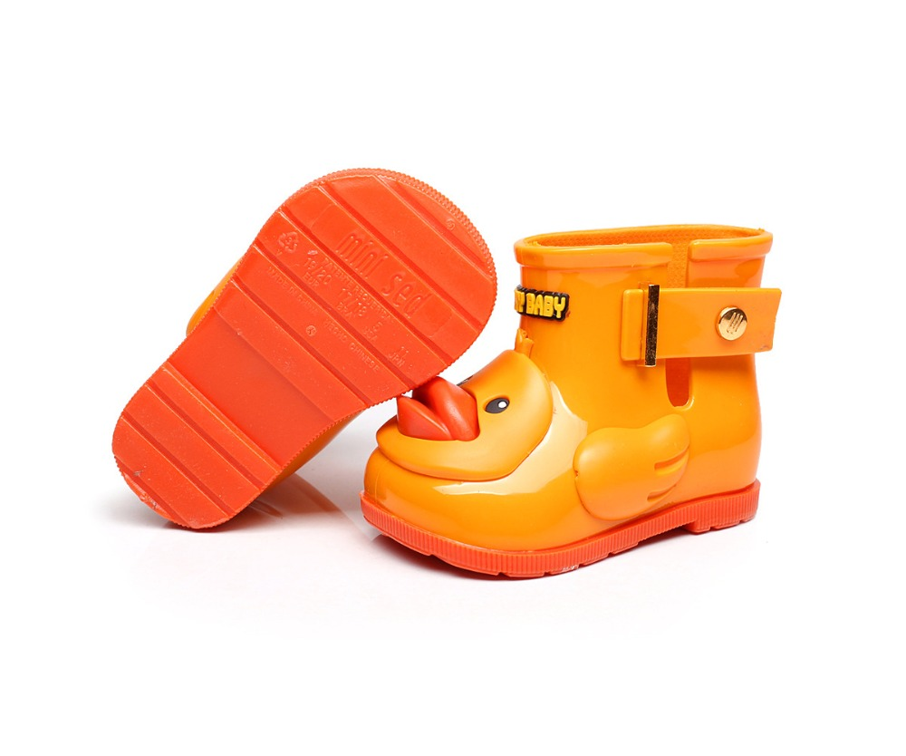 Children Boots Mini Sed duck pattern design Girls Rainboots Jelly Shoes  Boys Rain Boots Short Water Shoes Children Boots-in Boots from Mother   Kids  on ... 8e2dea72a718