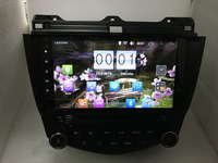 Android 6 0 GPS Navigation 9 Inch For Honda Accord 7 2003 2007 Car Radio With