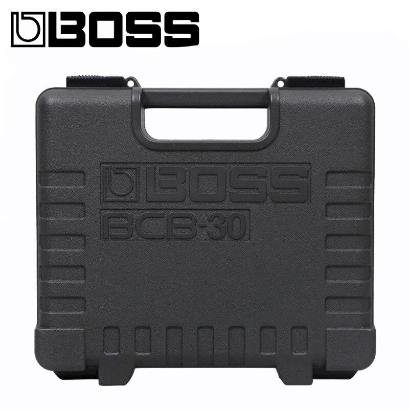 Boss BCB-30 boîte à pédale compacte pour effet pédale de guitare