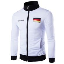 Новый Для Мужчин's Спортивная куртка дизайнерская вышивка Повседневное Толстовка