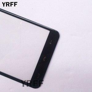 """Image 5 - 5.0 """"شاشة تعمل باللمس المحمول الزجاج الأمامي ل Homtom S12 محول الأرقام بشاشة تعمل بلمس الزجاج لوحة استبدال S12 الاستشعار لمس مناديل"""
