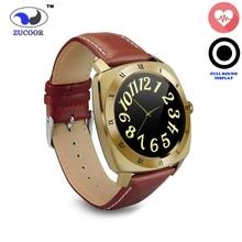 Dm88 smart watchนหัวใจบลูทูธนาฬิกาข้อมือสุขภาพinteligente p ulsoเต็มรอบกีฬานาฬิกาสำหรับios xiaomi huaweiมาร์ทโฟน