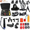Tekcam For Gopro Accessories Set For Go Pro Hero 5 4 3 Session Kit Mount For