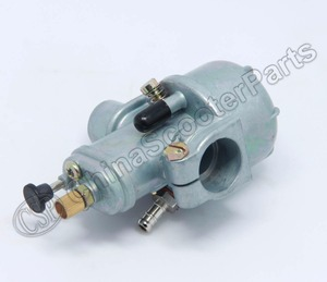 Image 2 - Puch Moped 15 15mm Bing Style Carb Carburetor Maxi Sport Luxe Newport E50 Murray