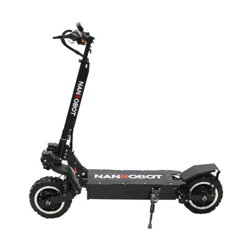 Sport & Unterhaltung Flj Neue Kick Roller Elektrische Mit Sitz 3200 Watt Starke Leistung Fett Reifen Schnelle Lade E Roller Erwachsene Roller Electrico Patinete