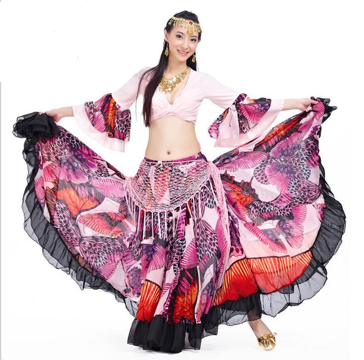 2018 Belly Dance T-shirt Deed V Neck Dance Tops Girls Dance Clothes Top Tees Women Belly Dance Fashion Tops new *new*
