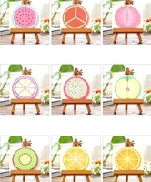 1pcs/pack Sweet 3D Fruit Greeting Card Design DIY Cards For Invitation And For Party Using