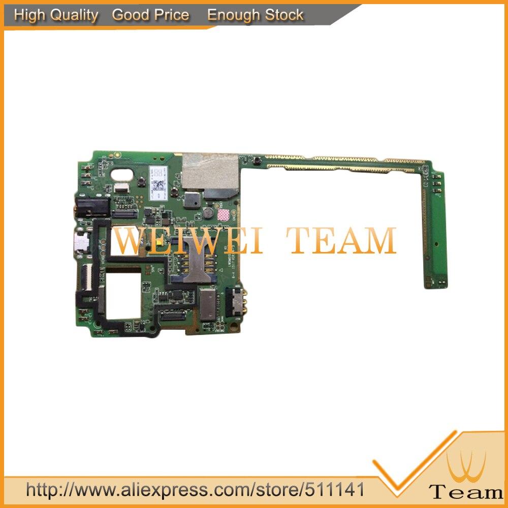 Placa madre del mainboard Original borad placa principal para Lenovo A606 motherboard estrenar con número IMEI
