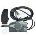 Oversee assy cabo 10pin para yamaha motor de popa parsun outboard controle remoto controlador 703-48205-1a 703-48205-16