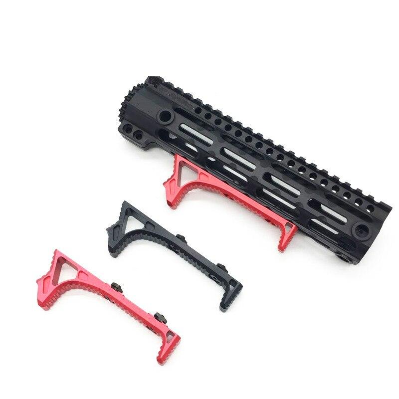Tactique main arrêt MI fishbone M-LOK KEYMOD grip NSR wasp jailbreak épée fishbone CS sports de plein air jouet pistolet accessoires