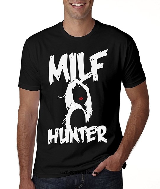 Milf hunter t shirt