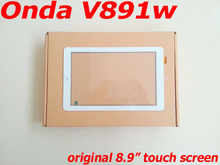 New Original 8.9 Touchscreen for Onda V891w Touch Screen External Panel Touch Pad Digitizer Glass Replace amt 9523 amt9523 touch pad touch pad