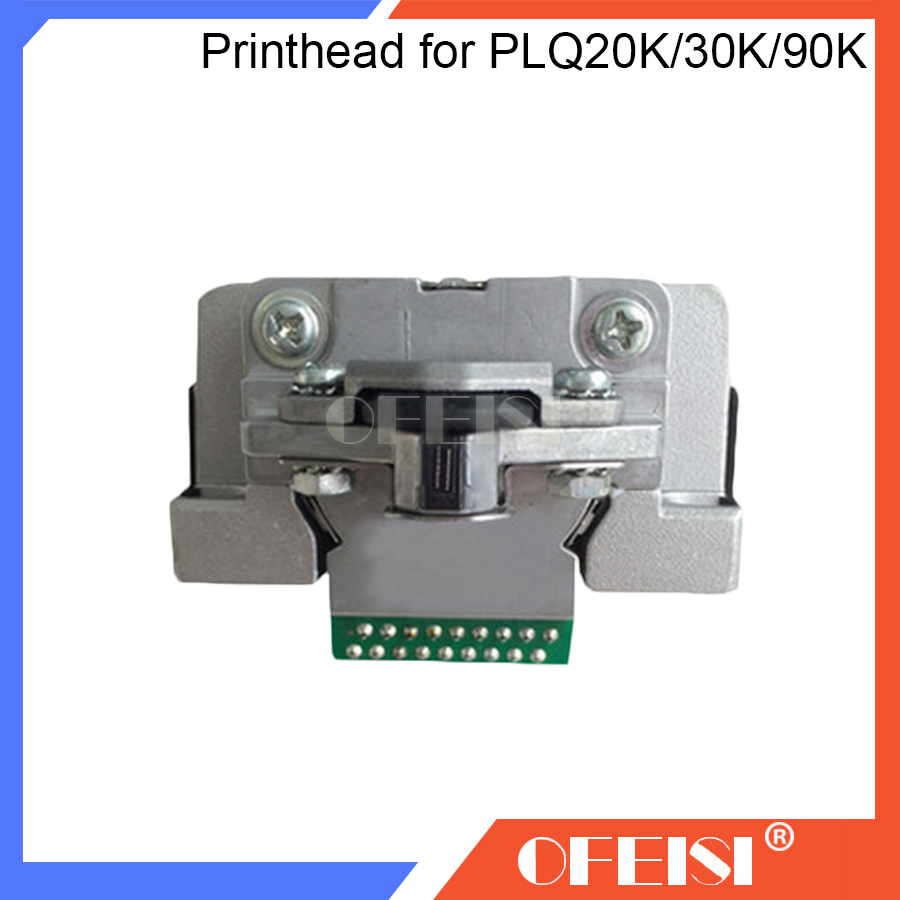 Original 90% New Printhead For Epson PLQ 20K 30K 90K PLQ-20K PLQ-30K PLQ-90K Printhead print head printer head no sale